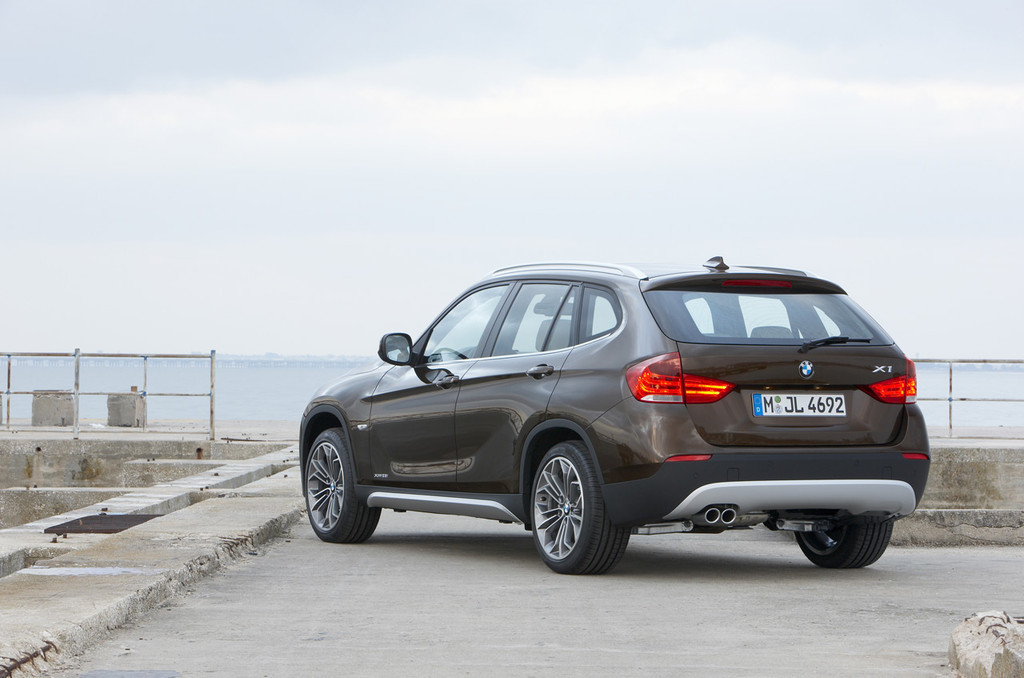 Foto de BMW X1 (108/120)