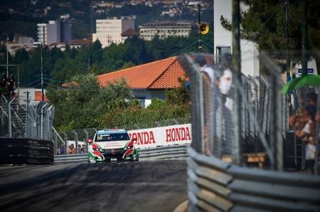 Honda Civic Vila Real Wtcc