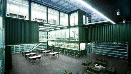 espacios para trabajar - platoon - interior