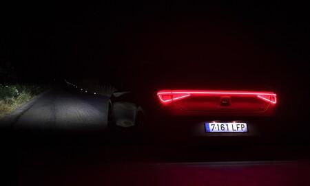 SEAT pone a prueba la tecnología LED del nuevo SEAT León en uno de los lugares más oscuros de Europa