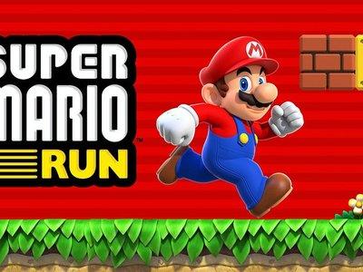 Super Mario Run llega a Android el 23 de marzo