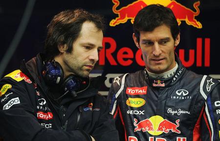 Cambio de cromos entre Red Bull y Lotus