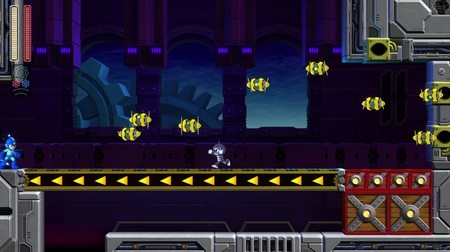 Mega Man 11 Tornillos 02