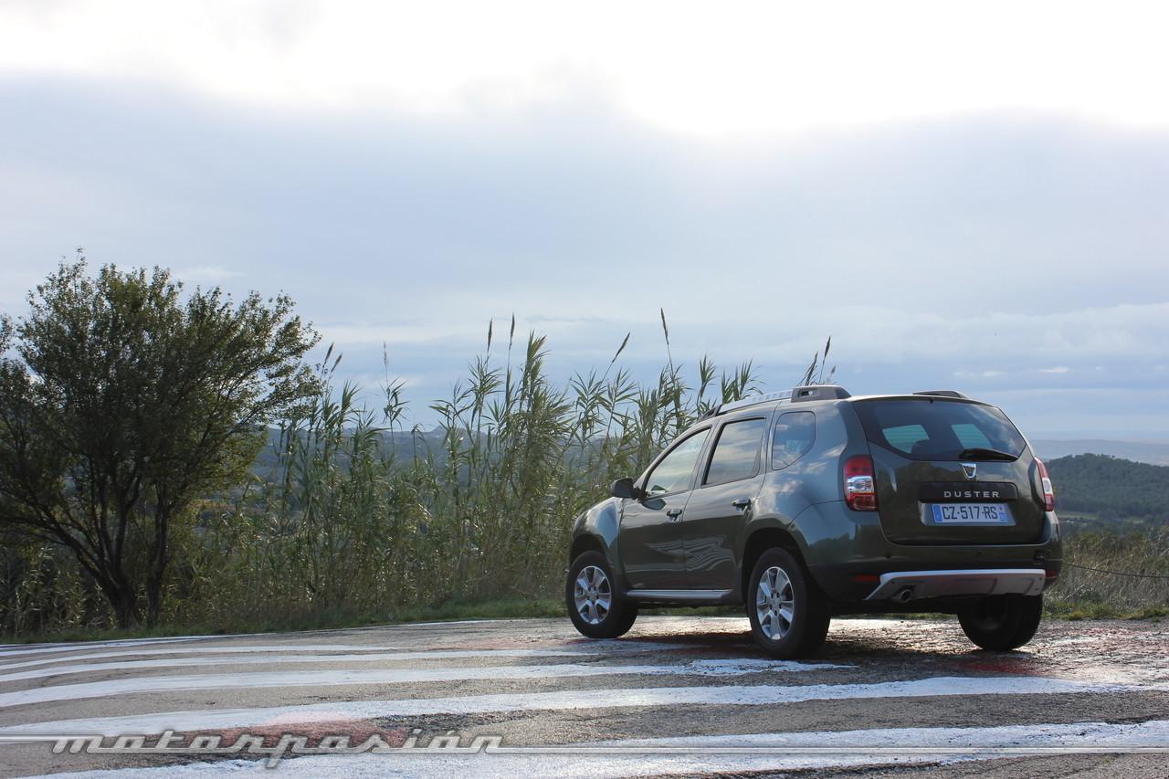 Foto de Dacia Duster 2014 - presentación (35/59)