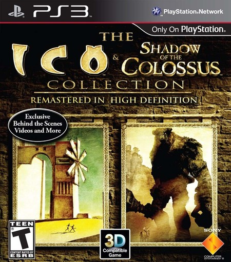 ICO / Shados of the Colossus