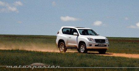 toyota Land Cruiser 2010-09