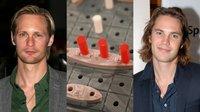 Alexander Skarsgard y Taylor Kitsch son los protagonistas de 'Battleship' ('Hundir la flota')