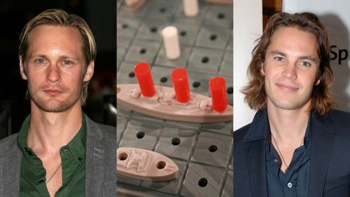 AlexanderSkarsgardyTaylorKitschsonlosprotagonistasde'Battleship'('Hundirlaflota')