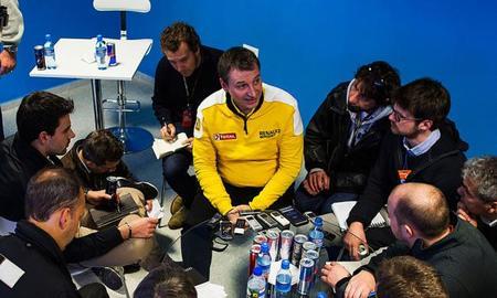 """Rob White:""""Renault no puede hacer grandes cambios hasta el 2015"""""""