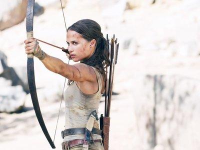 Tenemos las claves de la dieta y entrenamiento de Alicia Vikander para convertirse en Lara Croft