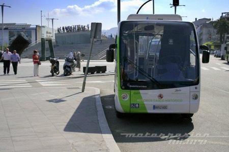 Z.E.U.S., El minibús eléctrico que ya circula por Vigo