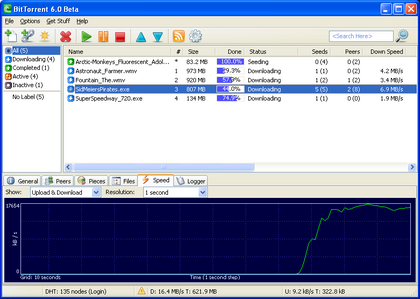 Bittorrent 6 Beta