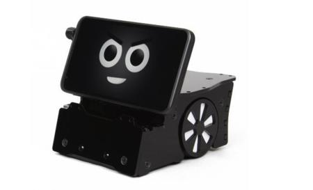 SmartBot, un pequeño robot programable basado en tu smartphone