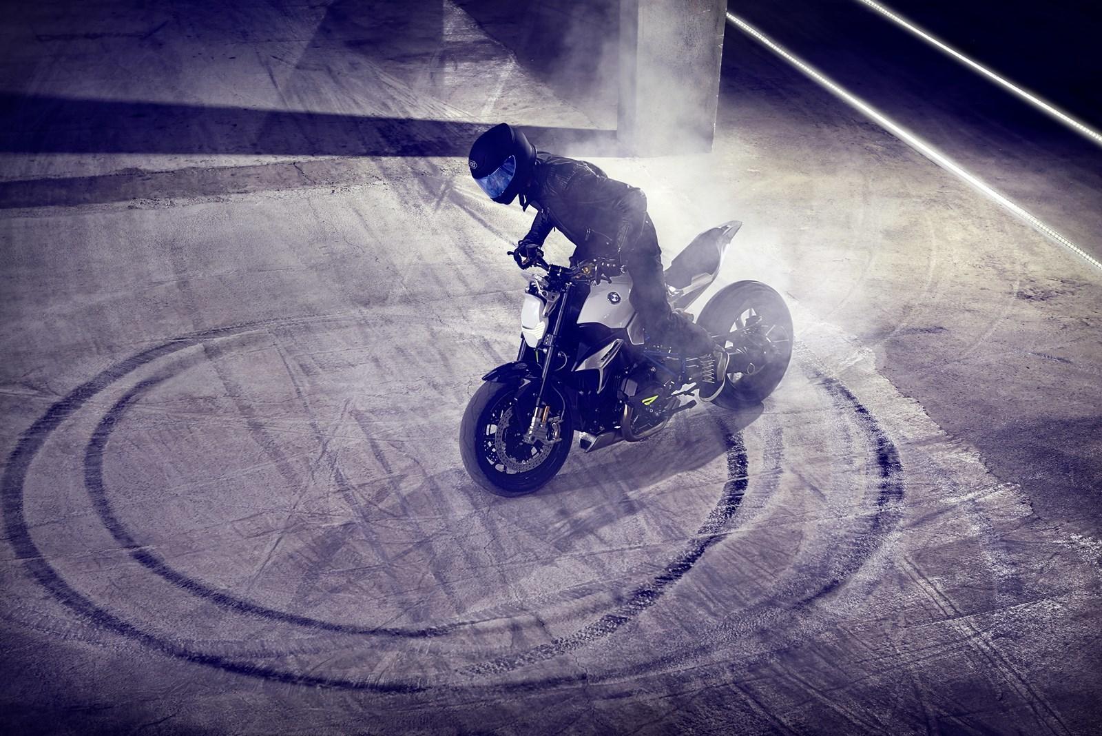 Foto de BMW Concept Roadster en acción (1/26)