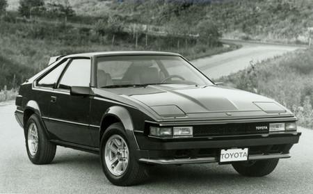 Toyota Celica Supra de 1984