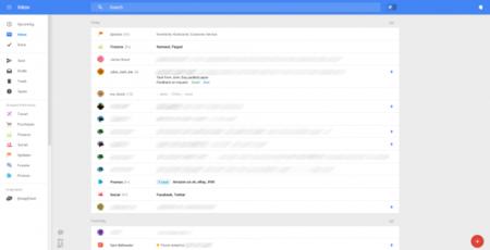 Gmail nueva interfaz
