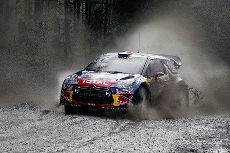 Rally de Finlandia 2012: Loeb mantiene el liderato a pesar de los problemas mecánicos