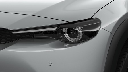 Mazda Mx 30 Detail Headlamp Eu Specification 25 Lowres