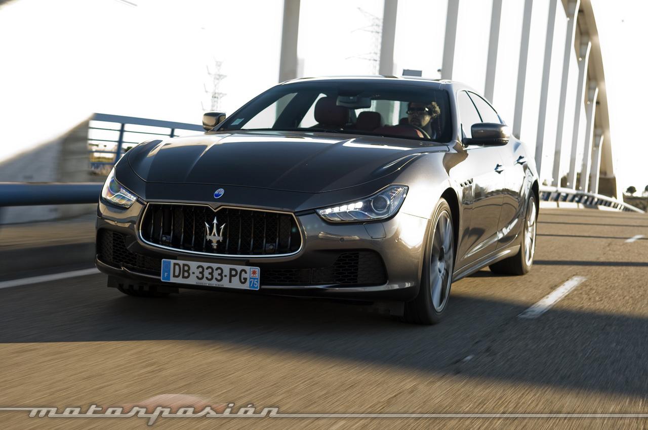 Foto de Maserati Ghibli Diésel (prueba) (28/42)