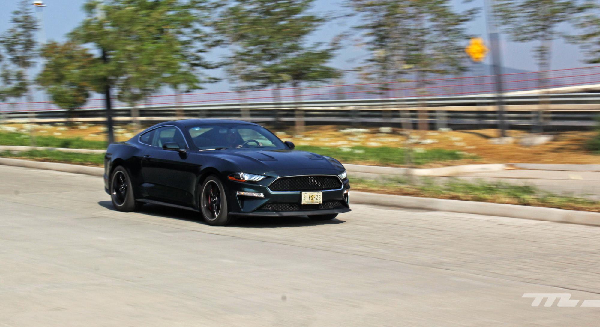 Foto de Ford Mustang Bullitt (28/30)