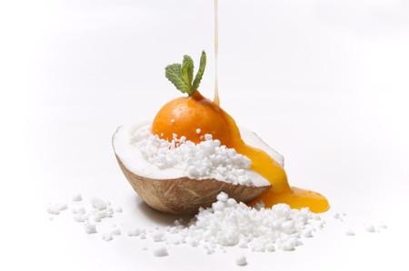 Falsa Mandarina Y Coco Helado 2 Clandestino Gastrobar