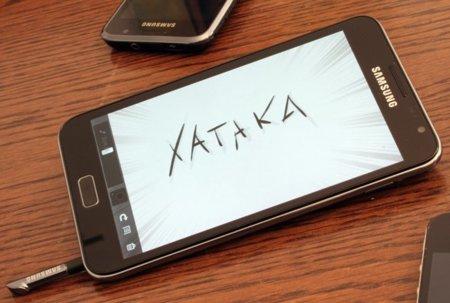 Samsung Galaxy Note, análisis (I). El Smartphone más grande del mercado