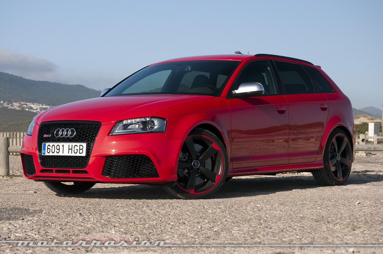 Audi Rs3 Sportback Contacto 16 18