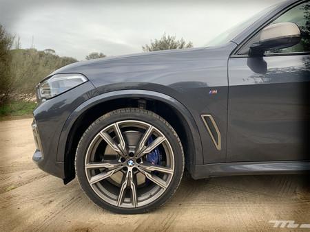 BMW X5 M50d llantas