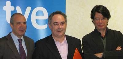Ferran Adrià da el salto a la televisión y tendrá un documental en La 2