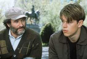 Robin Williams de nuevo con Matt Damon, en la nueva aventura de Jason Bourne