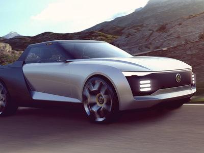 El vehículo utilitario perfecto: Volkswagen Varok Concept