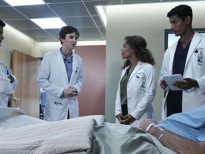 'The Good Doctor' es un correcto drama médico que se pierde con sus flashbacks