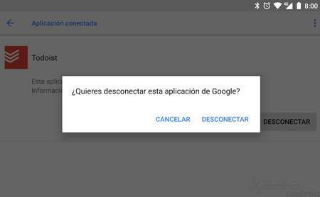 Cómo desvincular las aplicaciones conectadas a tu cuenta de Google