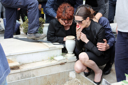 Funeral Mario Biondo