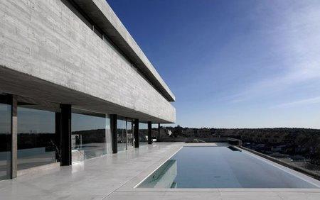 Casa de lujo en Madrid: la casa 1+1=1 de Iñaqui Carnicero