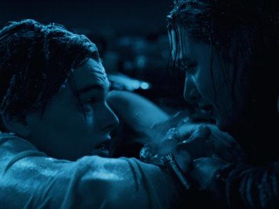 Kate Winslet admite que dejó morir a Leonardo DiCaprio en 'Titanic'