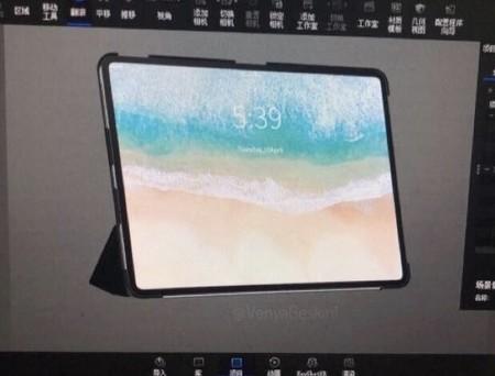 Ipad Pro Filtracion