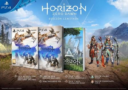 Horizon Zero Dawn Edicion Limitada