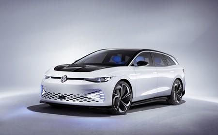 Volkswagen ID. Space Vizzion Concept, el modelo familiar eléctrico podría llegar en el 2021