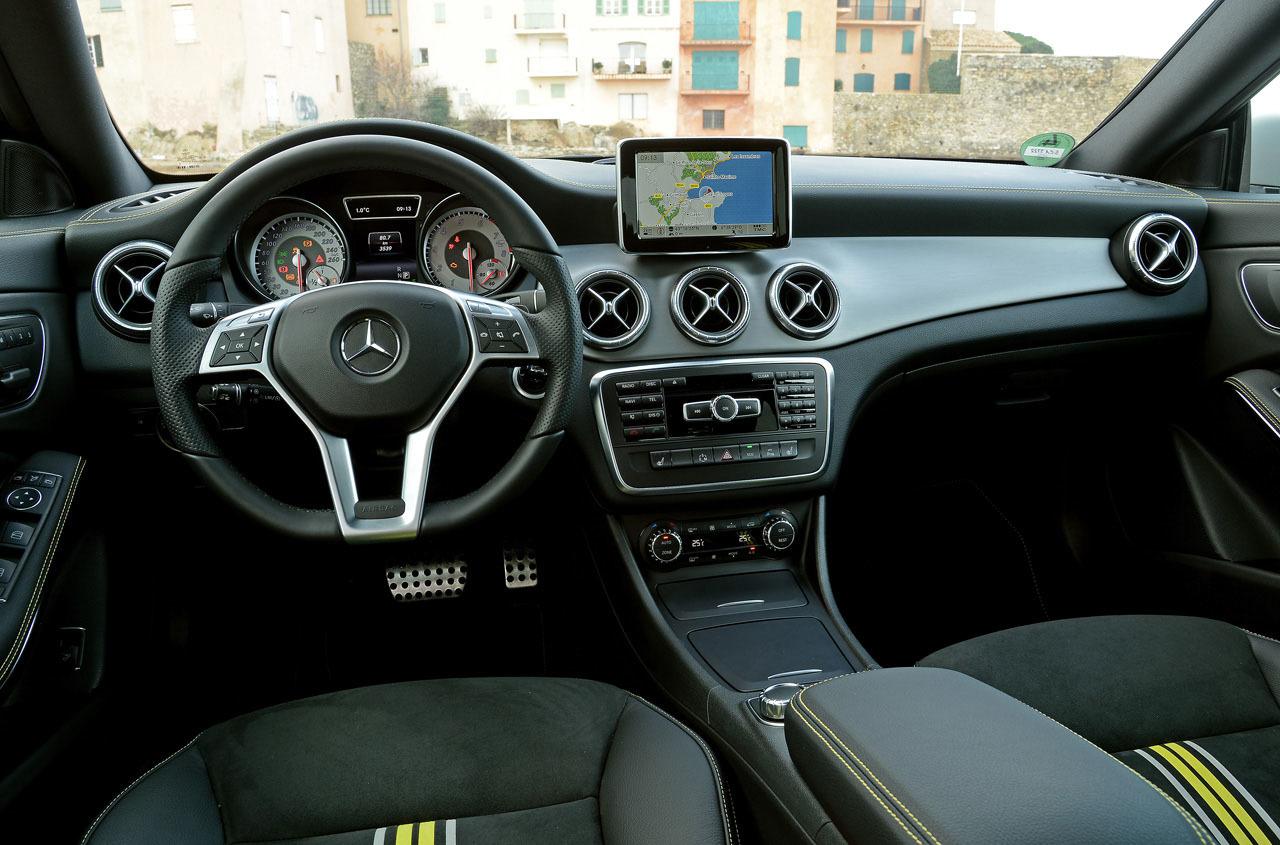 Foto de Mercedes-Benz Clase CLA (Saint-Tropez) (23/51)
