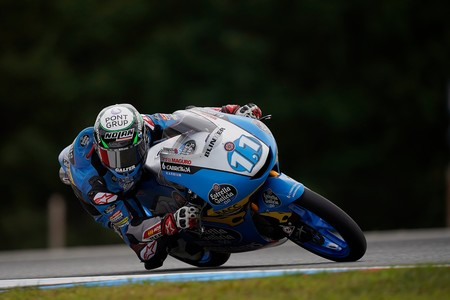 Sergio Garcia Brno Moto3 2019