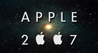 2007 ¿el mejor año para Apple?