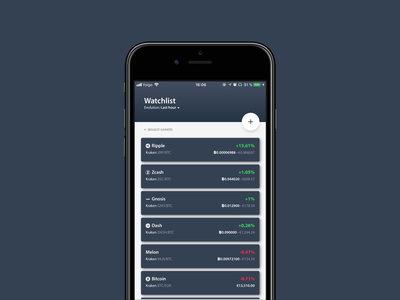 Delta para iOS, si has invertido en criptomonedas esta app es tu mejor aliada