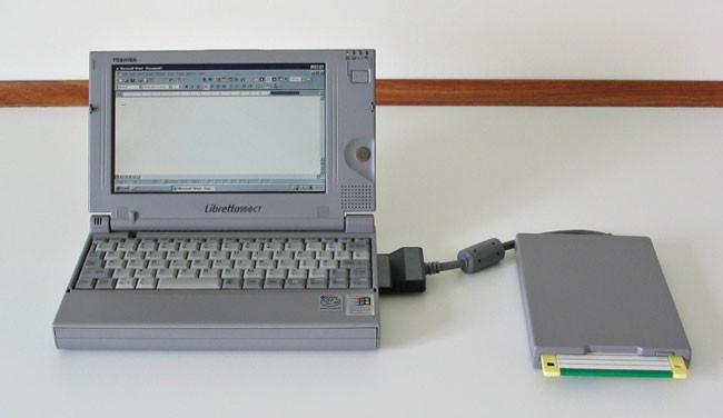Toshiba Libretto 100 CT