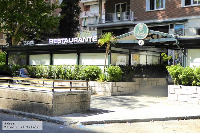 Restaurante jos luis mucho m s all de los tradicionales - Calle rafael salgado ...