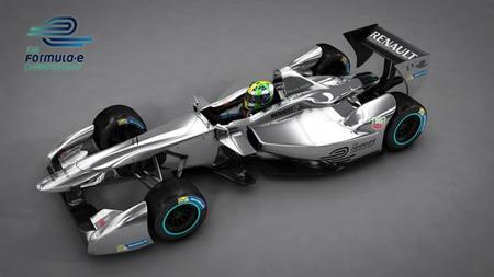 La Fórmula E presenta su nuevo monoplaza y su acuerdo con Renault