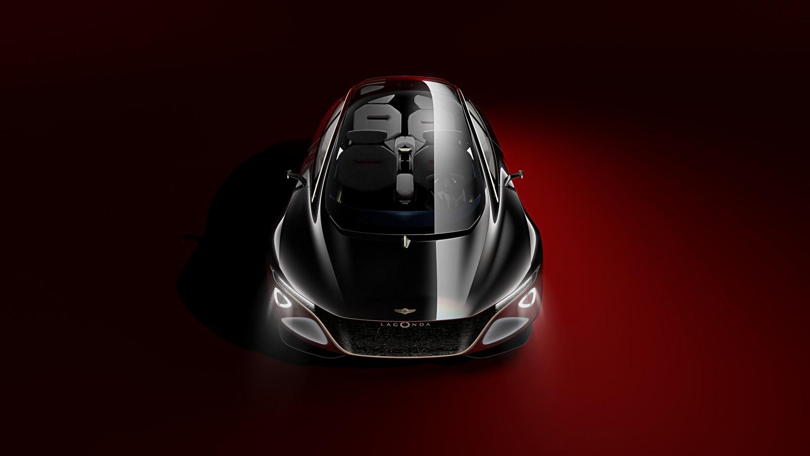Foto de Lagonda Vision Concept (13/23)
