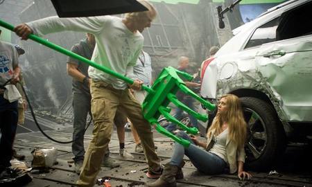 'Transformers: La era de la extinción', MICHAEL BAY