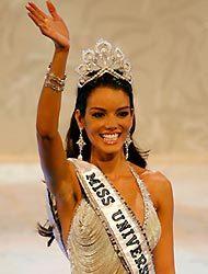 Miss Puerto Rico, Zuleyka Rivera, Miss Universo 2006