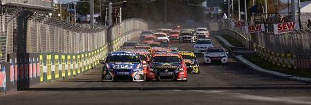 Dunlop en la Australian V8 SuperCars ChampionShip